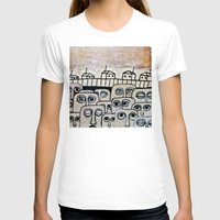 the neighbourhood T-shirts featuring Crowded neighbourhood by Kaelyn Saunders