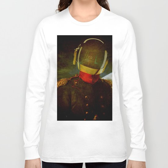 Daft Vintage Long Sleeve T-shirt