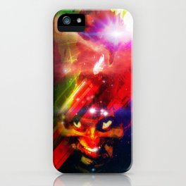 Malevolent Force iPhone Case