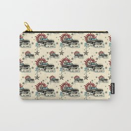 The Road So Far Vintage Carry-All Pouch