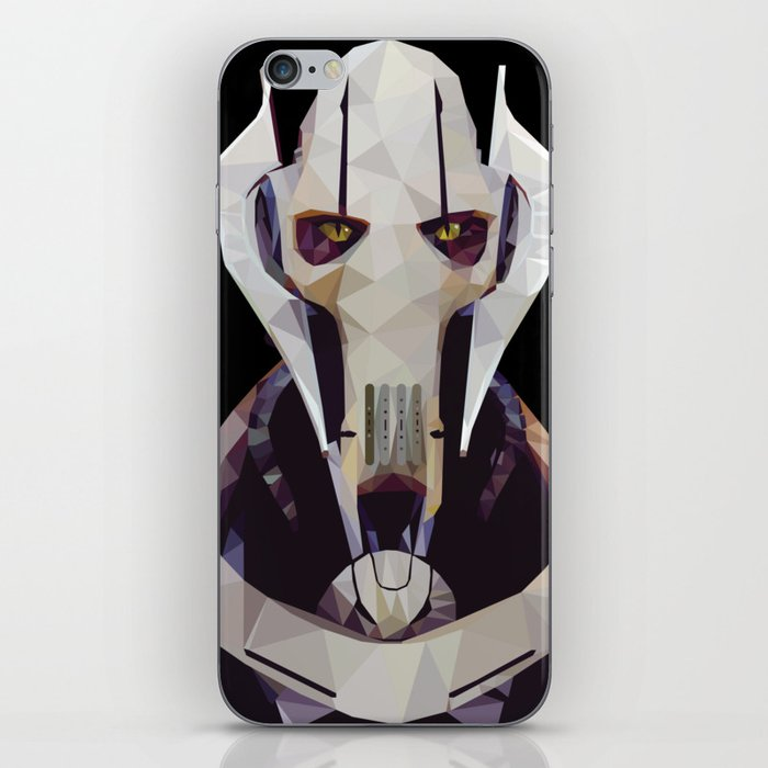 GENERAL GRIEVOUS iPhone Skin