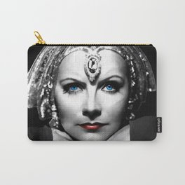 Greta Garbo Portrait Carry-All Pouch