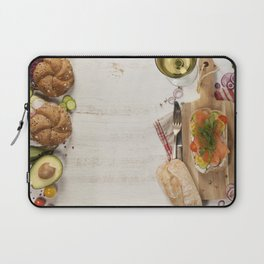 healthy sandwiches Laptop Sleeve