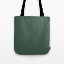 Christmas Evergreen Pine Garland Tote Bag