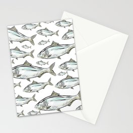 Delicious Bass Stationery Cards