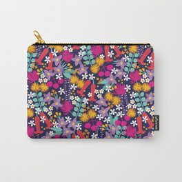 Bloomin' Australian Flowers Carry-All Pouch