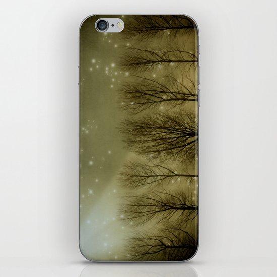 When Twilight Drops Her Curtain iPhone & iPod Skin