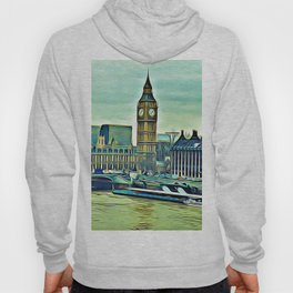 Palace of Westminster Hoody