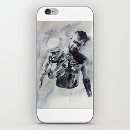 Father Conor iPhone Skin