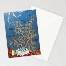 Deep Delight Stationery Cards