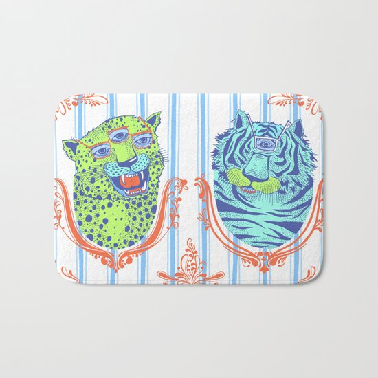 Stephan and Steve Bath Mat