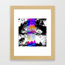 KD ON Framed Art Print
