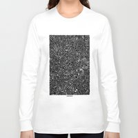 arya Long Sleeve T-shirts featuring - 1986 - by Magdalla Del Fresto