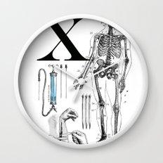 ET-Wolverine Wall Clock
