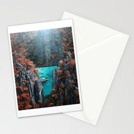 Fall in the Philippines ( just kidding!) Stationery Cards