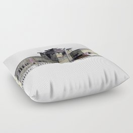 GALLERY SQUARE CHALET Floor Pillow