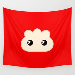 Pocket Pork Dumpling Wall Tapestry