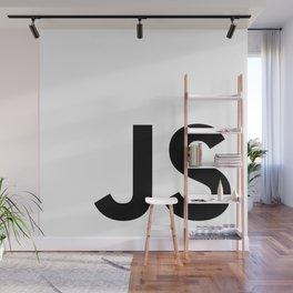 Javascript (JS) Wall Mural