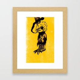 truck murder Framed Art Print