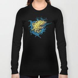 Blue-ringed octopus Long Sleeve T-shirt