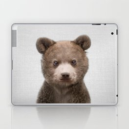 Baby Bear - Colorful Laptop & iPad Skin