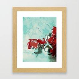 Jingle My Bells Framed Art Print