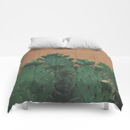 Route 66 Prickly Pears Comforters