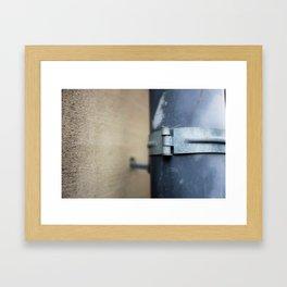 Urbanex 40 Pipe Clamp Framed Art Print