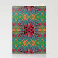 baroque Stationery Cards featuring baroque pop by Matthias Hennig