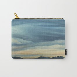 Billowing Clouds Carry-All Pouch