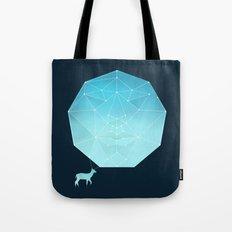 Deer god Tote Bag
