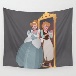 Cinderella - Princess Ball Dress  Wall Tapestry