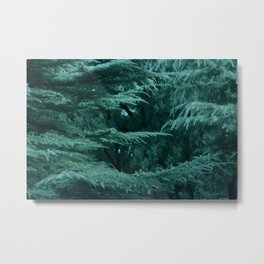 Forest by Lika Ramati Metal Print