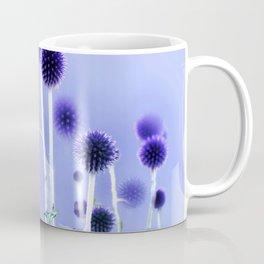 Spheres Of Blue Coffee Mug