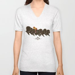 Still Flying Unisex V-Neck