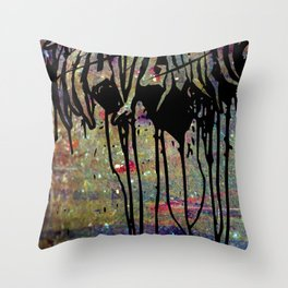 Illumignarly Poster Throw Pillow