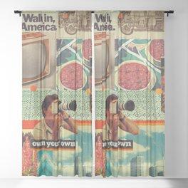 Retrica Sheer Curtain