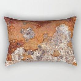 Corroded Driftwood Rectangular Pillow