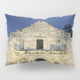 Night at the Alamo  Pillow Sham