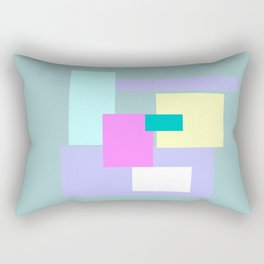 Subtle glimpses Rectangular Pillow