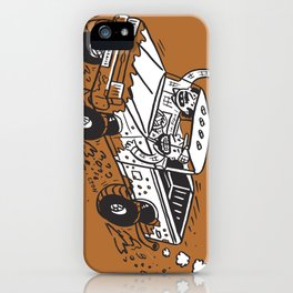 Hillbilly 4x4'ers iPhone Case