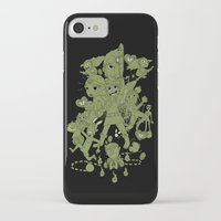 scott pilgrim iPhone & iPod Cases featuring Hylian Pilgrim by SBTee's