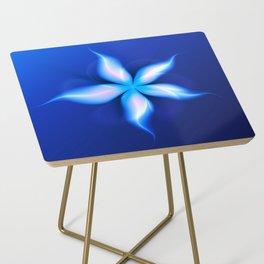 La Fleur Magique de la Sorcière Fractal Side Table