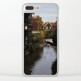 Canterbury Clear iPhone Case
