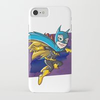 batgirl iPhone & iPod Cases featuring Batgirl! by neicosta