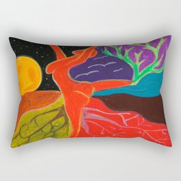 Creator Rectangular Pillow