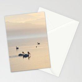 MYSTERIOUS SALTON SEA Stationery Cards