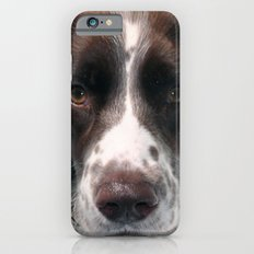 Freckles in Snow Slim Case iPhone 6s