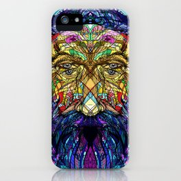 You're only given a little spark of madness iPhone Case
