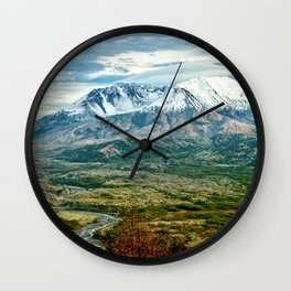 St Helens Chroma Wall Clock